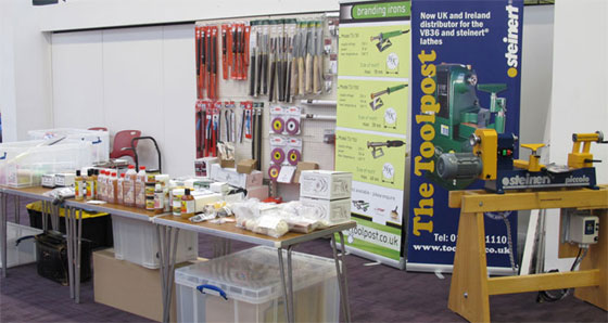 The Toolpost at the AWGB seminar 2013
