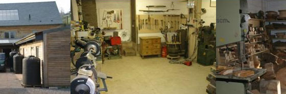 Nick Agar, Woodturning Courses, VB36